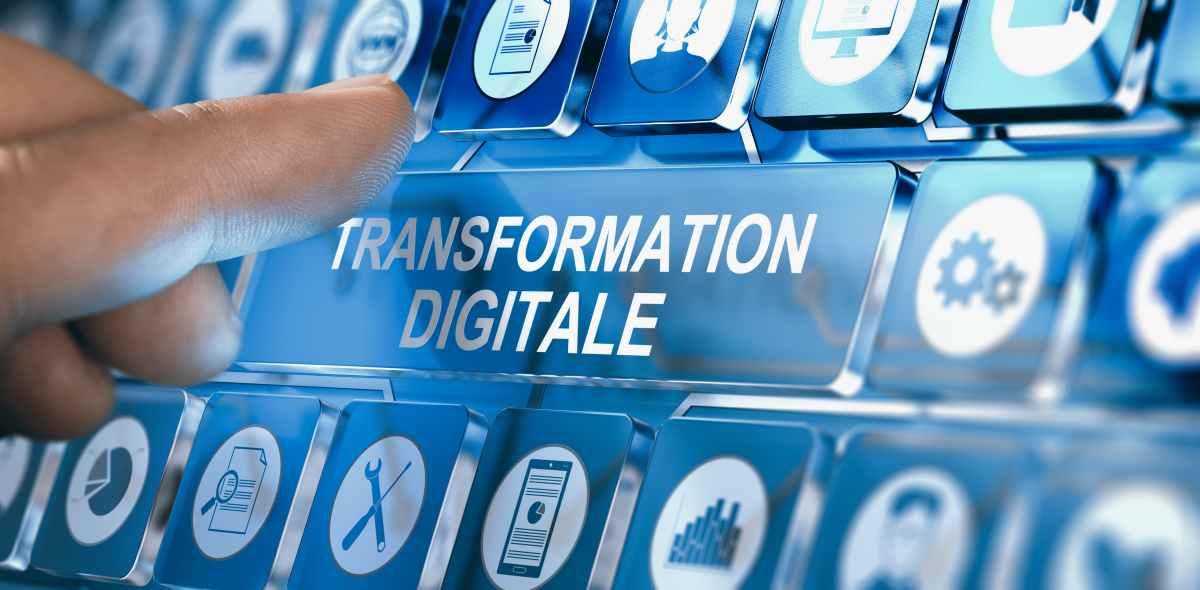 Transormaion digitale les enjeux des entreprises
